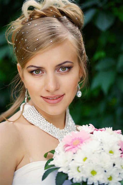 Hochsteckfrisuren Lange Haare Hochzeit by Hochsteckfrisuren Hochzeit Bildergalerie Hochzeitsportal24