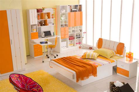 orange bedroom decor colour your mood right with these home decor tips the royale