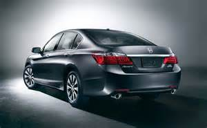 Honda Makes And Models 2013 Honda Accord Images Of All New Midsize Cars