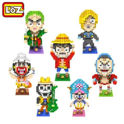 Loz Lego Nano Block Usop One aliexpress buy loz one series building blocks