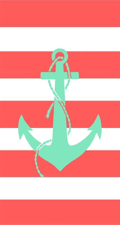 girly nautical wallpaper 25 best ideas about anchor background on pinterest