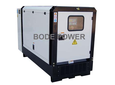 Genset Perkins soundproof 10kva perkins 403d 11g generator fujian bode power co ltd