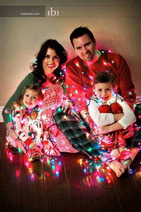 cutest   fun family photo christmas card