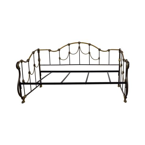 bed daybed frame 88 hamilton hamilton metal daybed frame beds