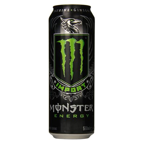 energy drink 18 energy drink import 18 6 ounce cans pack of 12