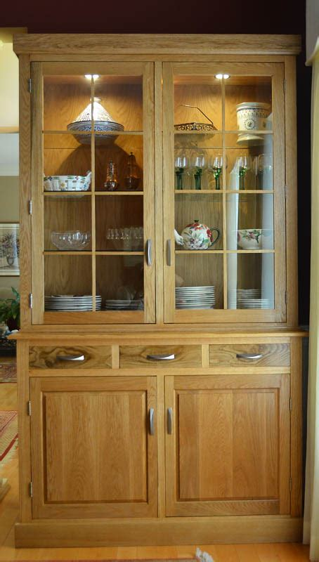 oak china cabinet for sale breakfronts china cabinets upscale furniture oak hutch