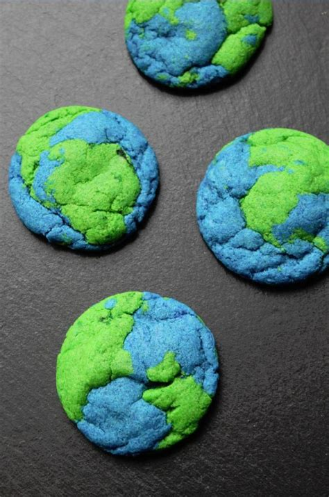 Planet Cookies earth day cookies planet earth seattle seahawks and cookies