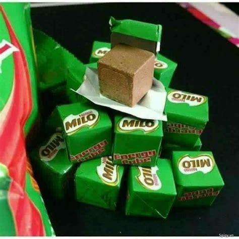 Milo Cube 100 by Kẹo Milo Cube 100 Vi 234 N 5giay
