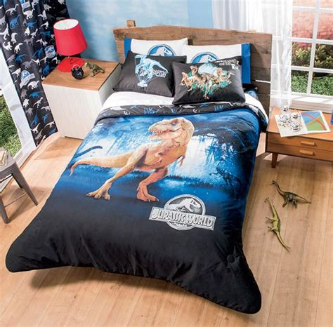 jurassic park bedding jurassic world bedding bedroom decorating ideas