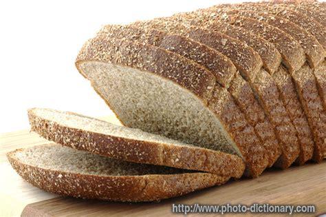 whole grains for bread whole grain bread photo picture definition at photo