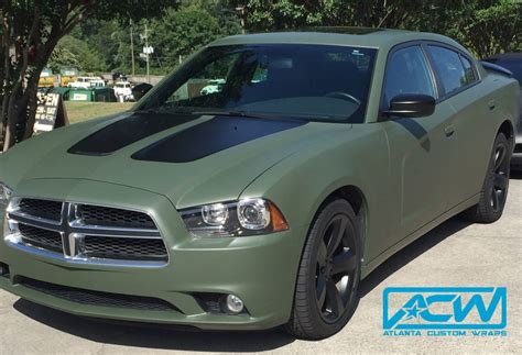 matte green 2014 dodge charger rt in matte green atlanta