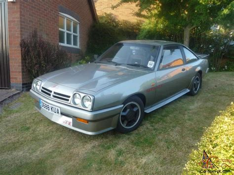 Opel Manta Gte by Opel Manta Gte Exclusive Coupe