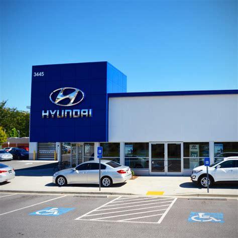 Toyota Mall Of Ga Hours Autonation Hyundai Mall Of Buford Ga