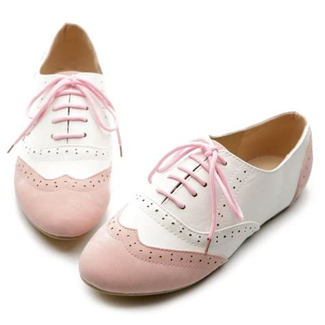 womens pink oxford shoes discover and save creative ideas