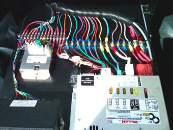 emergency vehicle wiring harness wiring diagram with