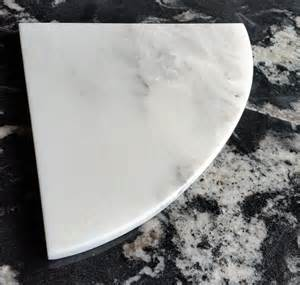 marble shower corner shelf carrara 8