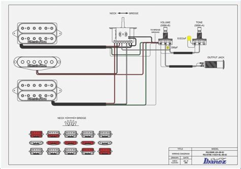 ibanez prestige wiring diagram wiring diagram with