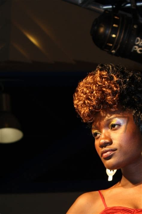 pictures of chocolate weavons rafstyle from abuja nigeria hairdresser