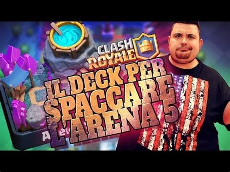 Clash Royale 3 Tx clash royale best decks for arena5 6 7 8 9 10 11 to