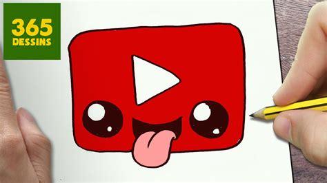 imagenes kawaii youtube comment dessiner logo youtube kawaii 201 tape par 201 tape