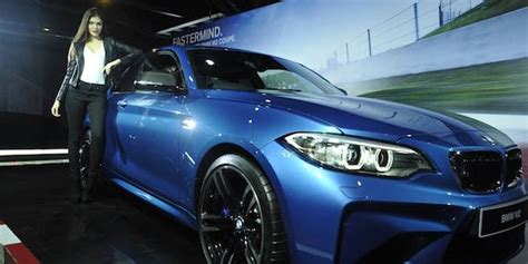 How Much Does A Bmw M2 Cost by Bmw M2 Comes With A High Price Tag In Indonesia Torque News