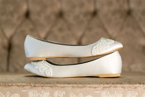 Wedding Shoes Flats Ivory by Wedding Flats Ivory Wedding Shoes Wedding Ballet Flats
