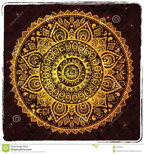 indian ornaments beautiful indian ornament stock photos image 29903083