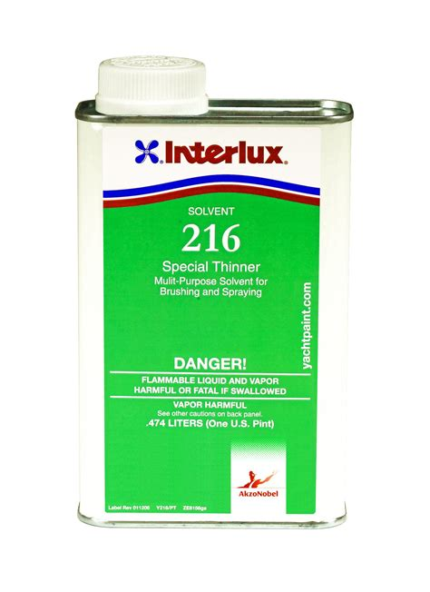 paint thinner aluminum boat purchase interlux boat paint special thinner solvent 216
