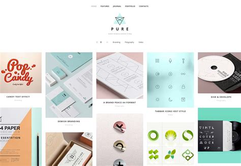 design portfolio maker software free download pure wordpress theme webdesigner depot