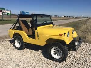 1970 jeep wrangler cj5 for sale photos technical