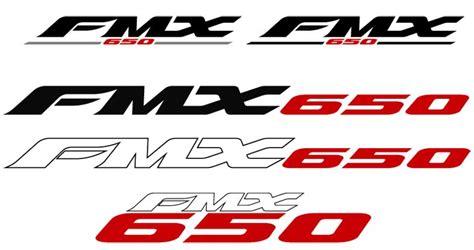 Honda Fmx Aufkleber by Fmx Aufkleber Auf Der Schwinge