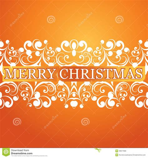 abstract banner merry christmas royalty  stock image image