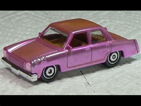 Wheels The Simpsons Homer Family Car Pink Sedan 2017 Hw Miniature wheels custom spectraflame quot the simpsons family car quot