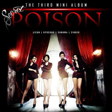secret album secret poison 2 by ahracool on deviantart