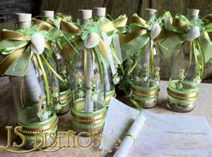 Modelo t097 botellas decoradas para boda tarjetas js dise 241 os