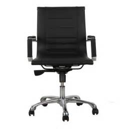 Small office chair for compact appearance office furniture