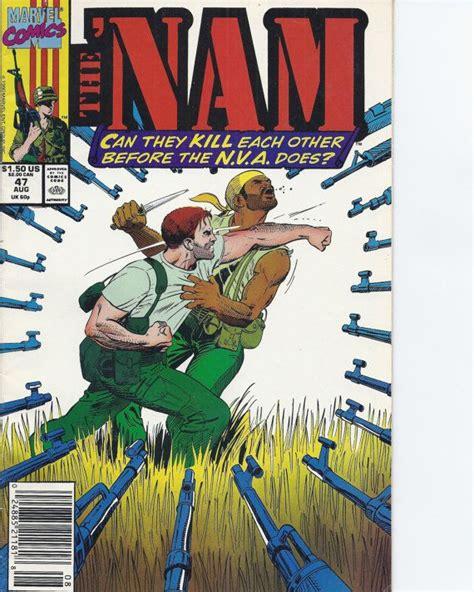 jasonaaron info the war in comics the nam 23 best comics the nam images on