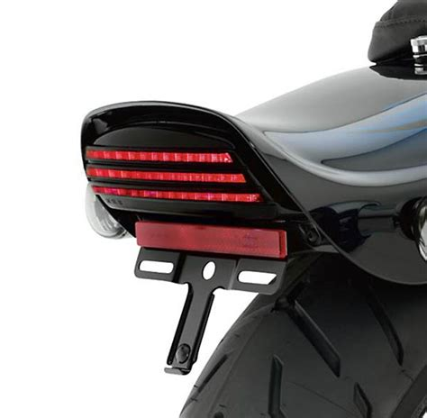 harley davidson led brake light harley davidson tri bar led tail light for softail
