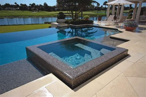 pools with spas 7 features that make your pool design more exciting