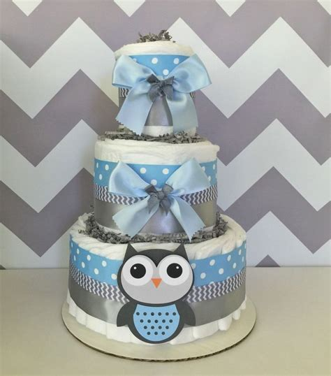 Owl Baby Shower Decorations For Boy by 17 Best Ideas About Owl Cakes On Owl