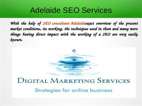 Seo Specialists 2 by Adelaide Seo Services Link Building