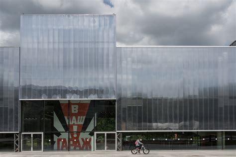 Garage Museum by Garage Museum Of Oma Archdaily