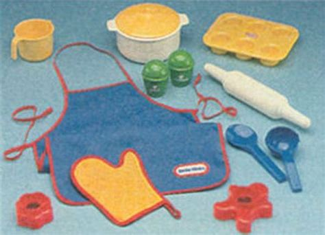 tikes kitchen accessories blast from the past
