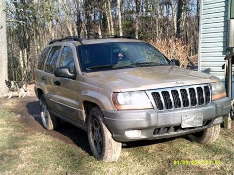 2000 Jeep Grand Light Buy Used 2000 Grand Jeep Larto Light Gold