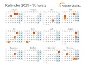 Feiertage Kalender 2015 Feiertage 2015 Schweiz Kalender 220 Bersicht