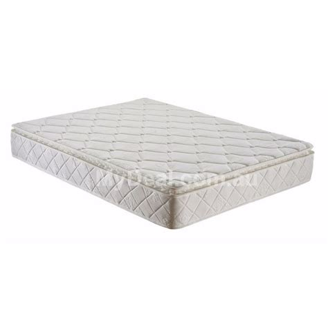 king size pillow top bed king size foam pillow top pocket spring mattress buy