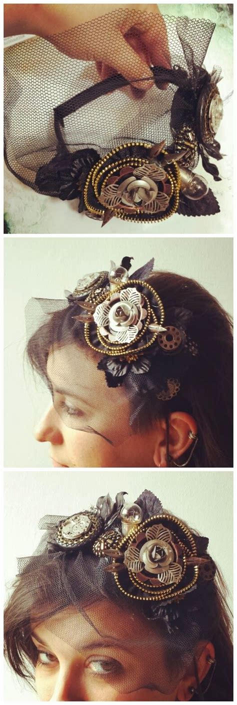 headband styler tutorial 1000 images about steunk fun on pinterest vintage