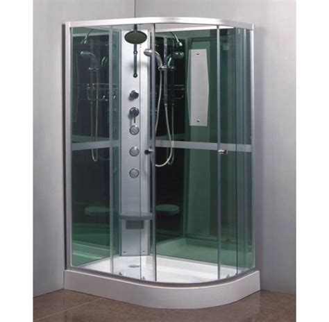 Prefab Corner Shower Stalls Shower Booth American Shower U0026 Bath Corner