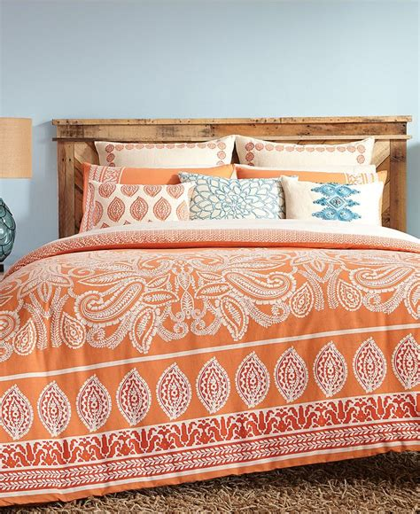 trina turk comforter trina turk catalina paisley bedding decor by color