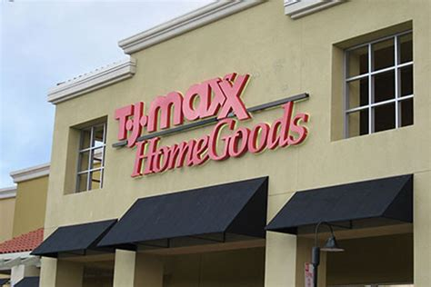 grand opening homegoods t j maxx combo comes to